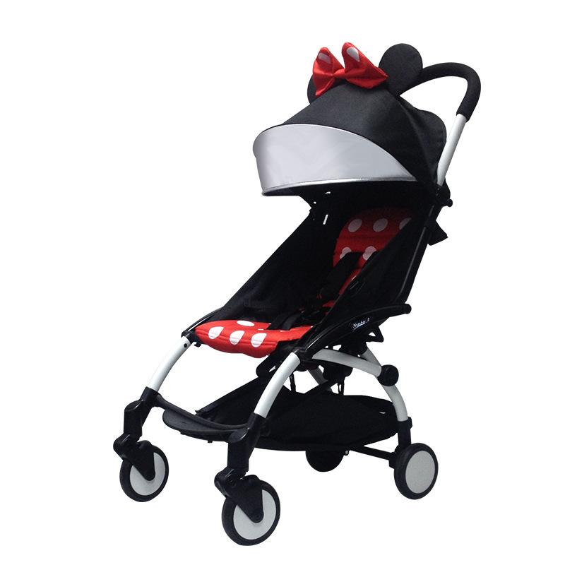 pliant b b poussette chariot poussette parapluie panier. Black Bedroom Furniture Sets. Home Design Ideas