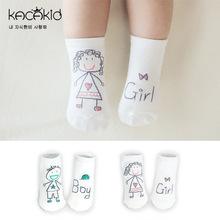Cotton Newborn Baby Socks for Summer Kacakid 2016 Spring Floor Children's Socks for Newborns calcetines bebe Girl Boy sale