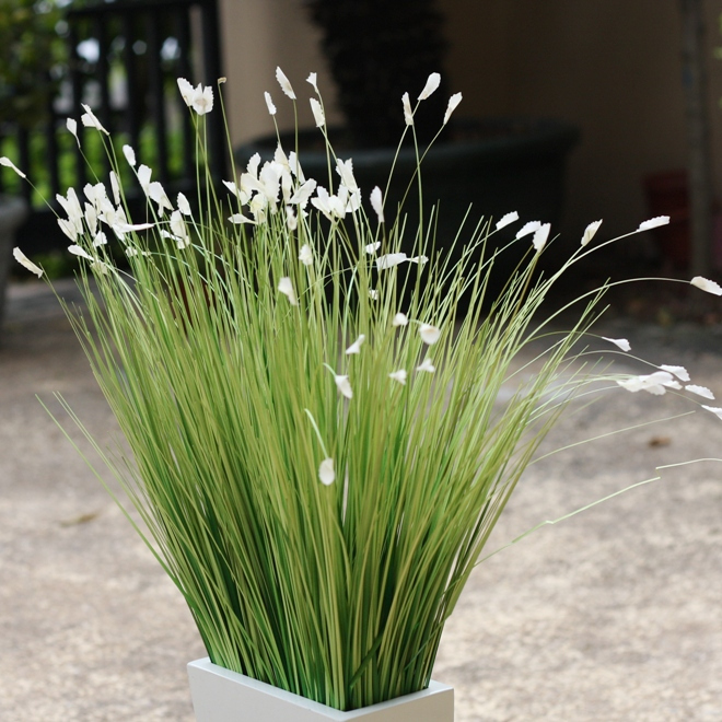 Greenth small shell flower green artificial plants flowers French home decoration - xinmin liu's store