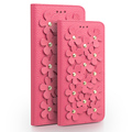 For iPhone 6 6s Case 2015 QIALINO Genuine Leather Flip Case for iPhone6 Cover for iPhone