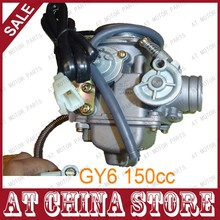 Keihin CVK Carburetor CARB GY6 125cc 150cc Scooter Moped 152QMI 157QMJ ATV Gokart Roketa Taotao Sunl Chinese(PD24)(China (Mainland))