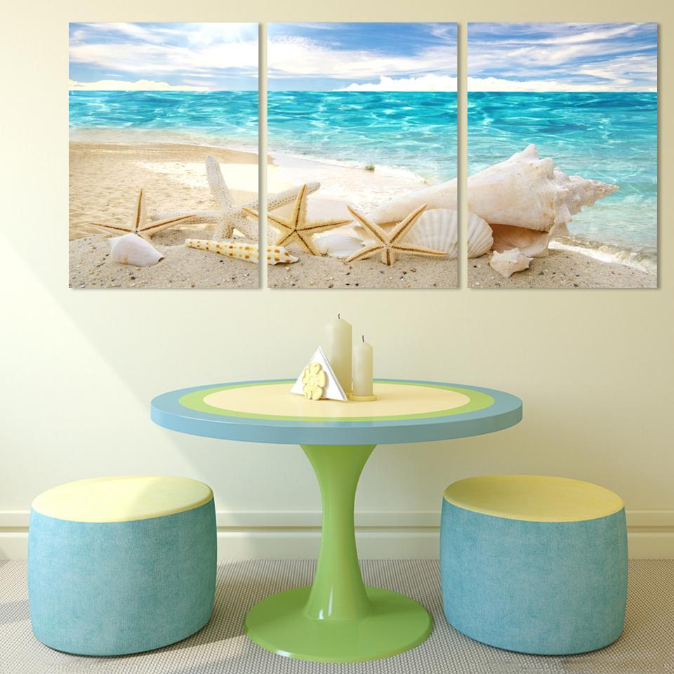 Online kopen wholesale zee shell pictures uit china zee shell pictures groothandel - Deco schilderij slaapkamer kind ...