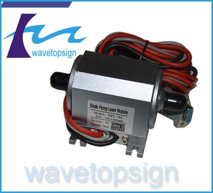 laser module 75w Laser Diode Pump Module 75w/YAG Laser Module 75w /Laser mark machine module/use for mark on metal material(China (Mainland))