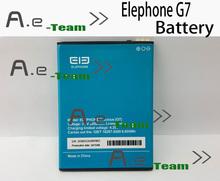 Elephone G7 замена аккумулятор 2650 мАч батарея для Elephone G7 мобильный телефон резервного Bateria