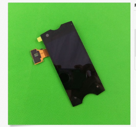 Free shipping top quality Full LCD Display +Touch Screen Digitizer For Sony Ericsson Xperia Ray ST18i with tools(China (Mainland))