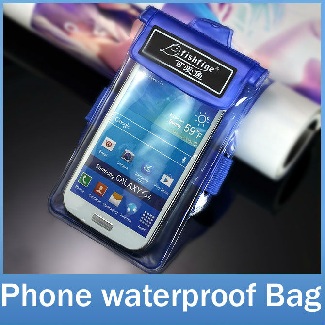 20pcs/lot Wholesale Duralbe Underwater Waterproof Case For Galaxy S4 S3 For iPhone 5 4S 4 Dry Bag 15cm*9cm FREE SHIPPING(China (Mainland))