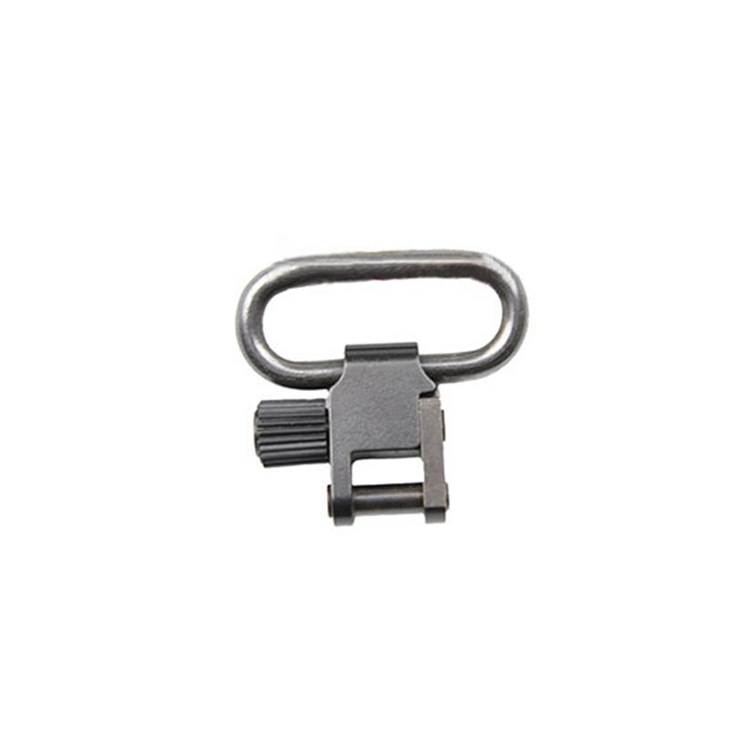 Гаджет  Tactical Military QD Quick Detachable Super Sling Swivel Mount with Tri-Lock Adjustable Sling Swivel Holder for Gun Rifle 1pc None Спорт и развлечения