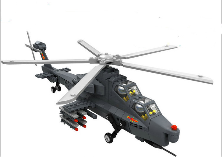 Sluban Military Toy Fighter Modern Warfare Childrens Educational Stavanger Building Blocks Model Sets Compatible With Lego <br><br>Aliexpress