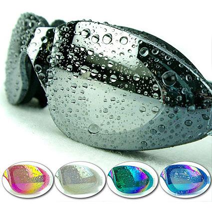 Electroplating Waterproof Anti-fog Waterproof UV Professional Swimming Goggles Glasses Authentic Men And Women Cool Eyewears <br><br>Aliexpress