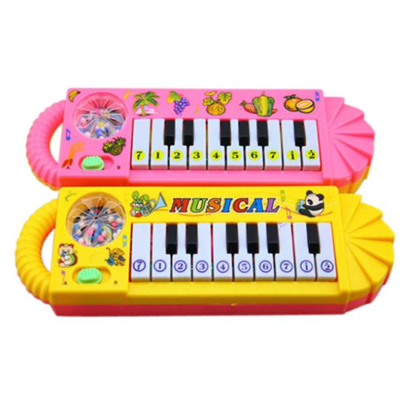 Cute Baby Kids Toddler Piano Music Developmental Mini Musical Instrument Educational Toys(China (Mainland))