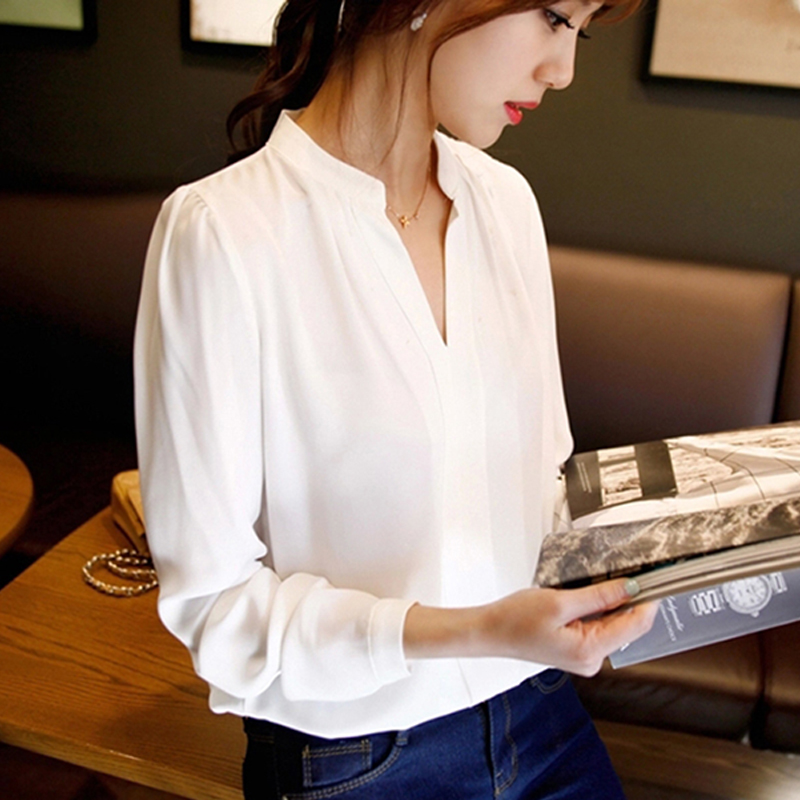 Bcbg White Long Sleeve Blouse 110