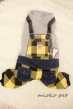XJP 2015 pet cat dog clothes jumpsuit ropmer for small puppy dog clothing in winter form JAPAN with Snoopies(China (Mainland))