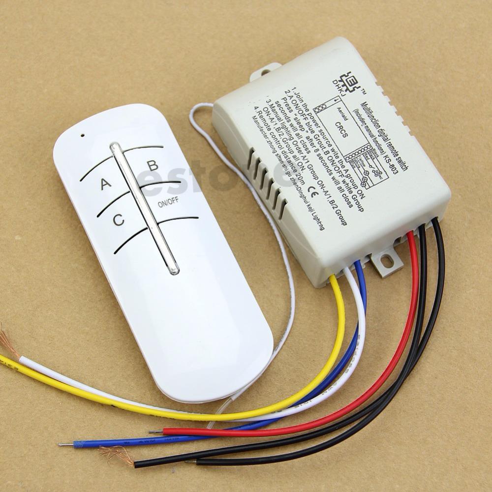 Дистанционный выключатель NEW 1 220V /3 38348