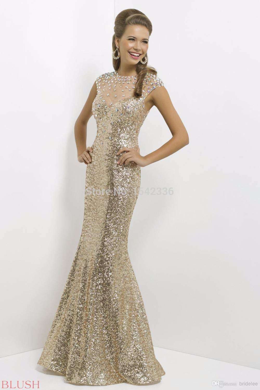 Images of Special Occasion Dresses For Women - Reikian