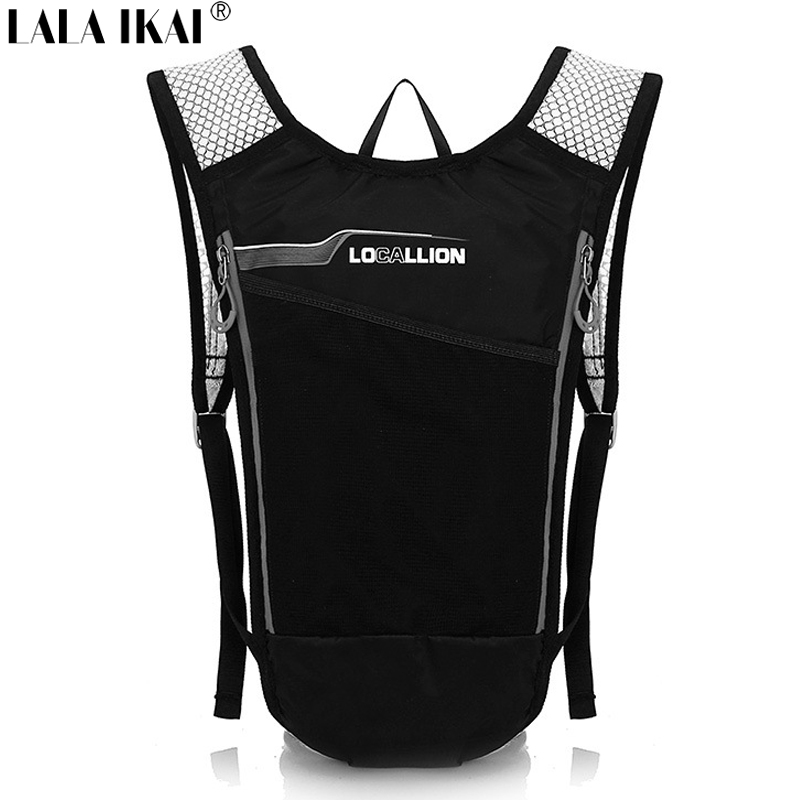 2016 New Professional 6L Cycling Bicycle Bike Backpack Unisex Breathable Light Mochila Outdoor Running Hydration Pack YIN0306-5(China (Mainland))