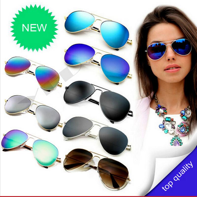 Eternal Classic Sunglasses Women & Men Brand Designer Aviator Coating Glasses Metal Frame Photochromic Sun Glasses oculos(China (Mainland))