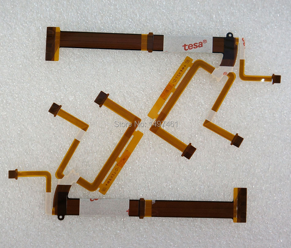 2*PCS First generation Aperture Flex Cable for Sony SEL 18-200mm iniature SLR Lens use Free shipping<br><br>Aliexpress