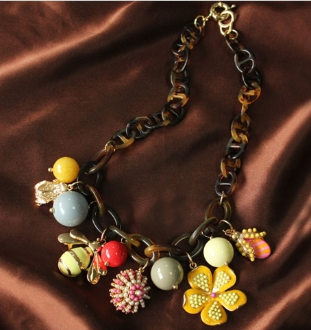Luxury ARTILADY statement pearl  brand necklace jewelry fashion 2014 colors summer