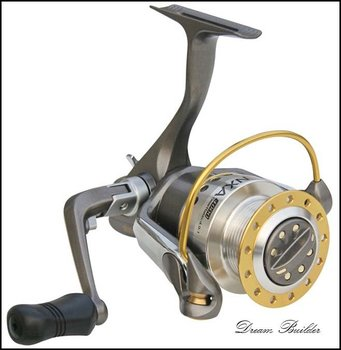 Free shipping top quality low quality aluminium alloy spinning fishing reel size 4000 ORIGINAL FISHING REEL