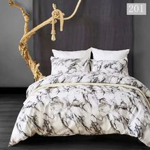 2019 Spring Bedding Sets Russia Europe Single Queen Double 14 Size Luxury Duvet Cover Set For 90/160/200 Bed Linen Set(China)