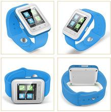 Hot Bluetooth watch smart watch U8 for Apple watch IOS Android smart Phone WristWatch U8 smartwatch