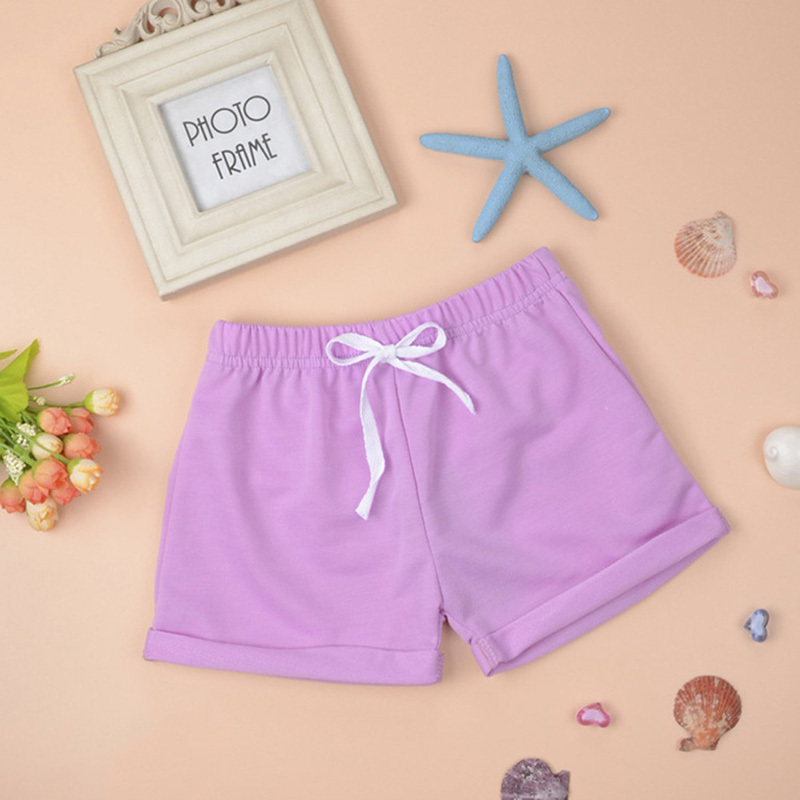 Гаджет  Kids Boys Girls Casual Sport Shorts Candy Colors Shorts Baby Summer Beach Cotton Shorts clothes Hot Summer None Детские товары