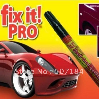 free shipping simoniz fix it pro scratch remover pen as seen on tv in painting pens from. Black Bedroom Furniture Sets. Home Design Ideas