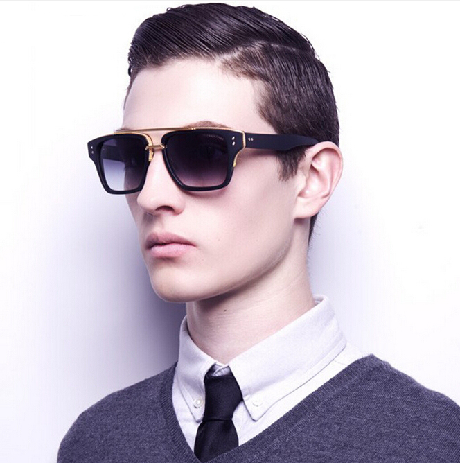 small mirror sunglasses for men