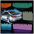 New 90 25 CM Car Sticker Colorful Led Sound Control Music Light 12v car Sticker Music