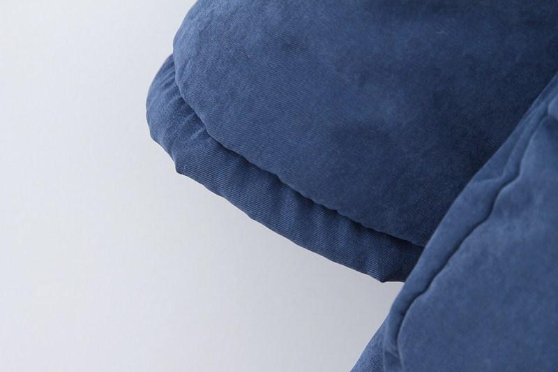 Скидки на Женщины куртка повседневная с длинным рукавом тонкий средней длины толщиной теплое зимнее пальто с капюшоном из искусственного меха женщины пальто одежда mujer