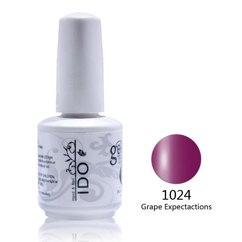 Здесь продается  IDO  15ml color gel nail polish  nail art  84 colors producer  Красота и здоровье