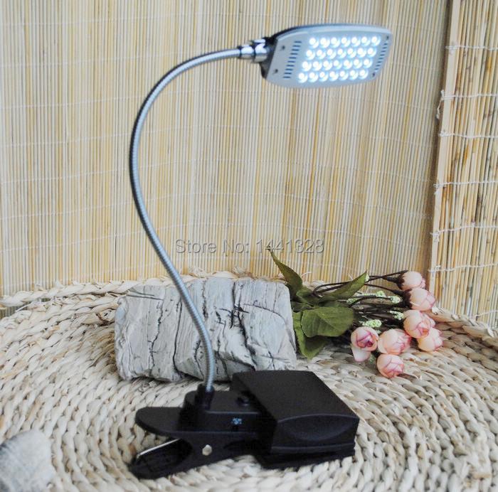 USB LED Table Desk Lamps Lustre Board Luminaria De Mesa Abajour Infantil 28 Bulbs Reading Night Light For Computer Home Study(China (Mainland))