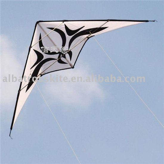 stunt kite / 2.2M stunt kite /sport kite /2 lines kite--RTF /Free Shipping(China (Mainland))