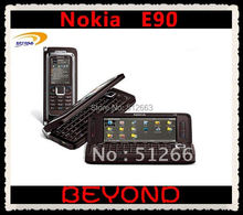 Nokia E90 Original Unlocked 3G GSM Mobile Phone QWERTY 4.0inch WIFI GPS 3.2MP dropshipping(China (Mainland))