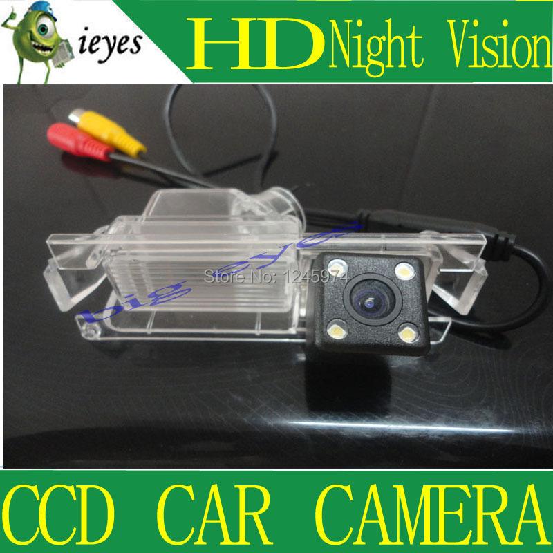 HD Car Rear View Camera Backup Camera for Kia K2 Rio Hatchback 2010-2012 Kia Ceed JD 2013 HD chip Free shipping(China (Mainland))