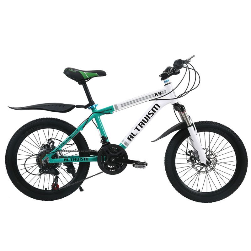 ALTRUISM K9 Kid's Bike 21 Speed Aluminum Bicycle For Boys Girls 20 Inch Bicycles Red Blue Mountain Bikes(China (Mainland))