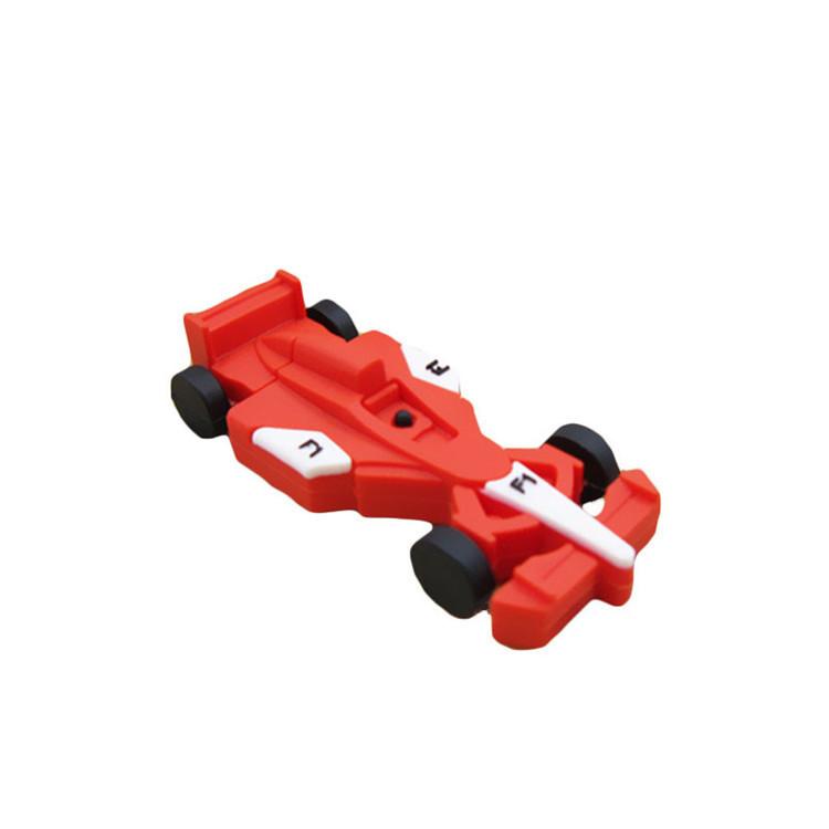 Fashion Racing car shape usb flash drive creative boy's gift, capacity 4G 8G 16G 32G usb flash drive Pendrive F1 automobile(China (Mainland))