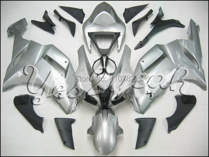 Мото обвесы KAWASAKI Ninja ZX6R 07 08 ZX6R 636 2007 2008 ABS + 7 SC85 motorcycle frame sliders crash engine guard pad aluminium side shield protector for kawasaki ninja zx6r zx636 2013 2014 2015