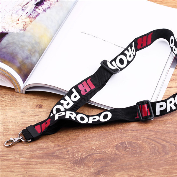 Гаджет  10pcs/Lot JR PROPO Logo Neck Strap Neckstrap with metal Hook For RC Transmitter Helicopter Airplane Glid Free Shipping Wholesale None Игрушки и Хобби