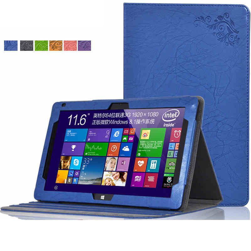 4in1 protective Leather Case OTG Screen Protector touch pen For Cube I7 Remix 11 6 Tablet