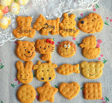 Free Shipping! flatback resin cookies  simulation of food cabochons for DIY phone case decoration 50PCS/lot