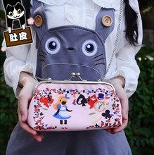 [original] odd belly home homes with double European style of the ancient Gothic Fairy Tale Messenger Bag / Handbag Bag(China (Mainland))