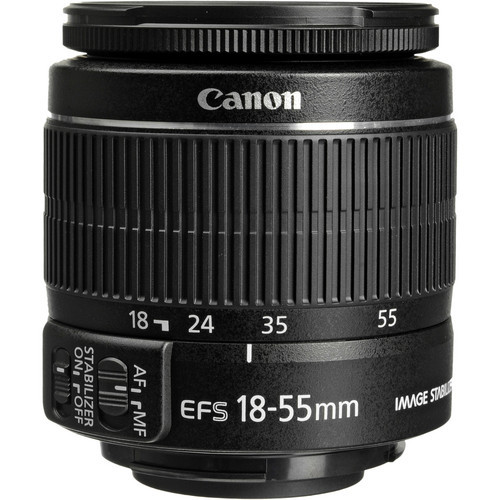 Canon EF-S 18-55mm f/3.5-5.6 IS II Auto Focus Lens with Optical Image Stabilization<br><br>Aliexpress