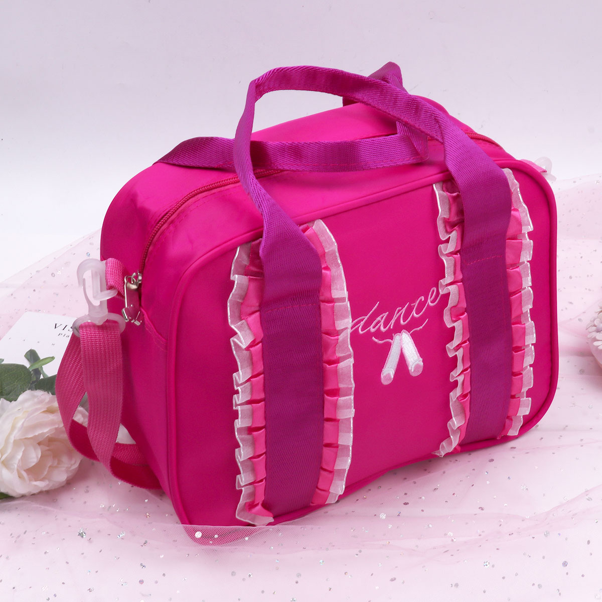 28202e66bbf7 Detail Feedback Questions about Kids Girls Ballet Dance Cosmetic Bag ...