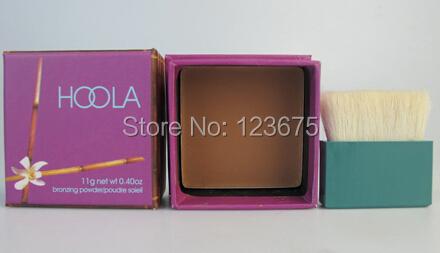 Free Shipping hoola face powder hoola blush bronzer powder 11g Makeup Blush(China (Mainland))