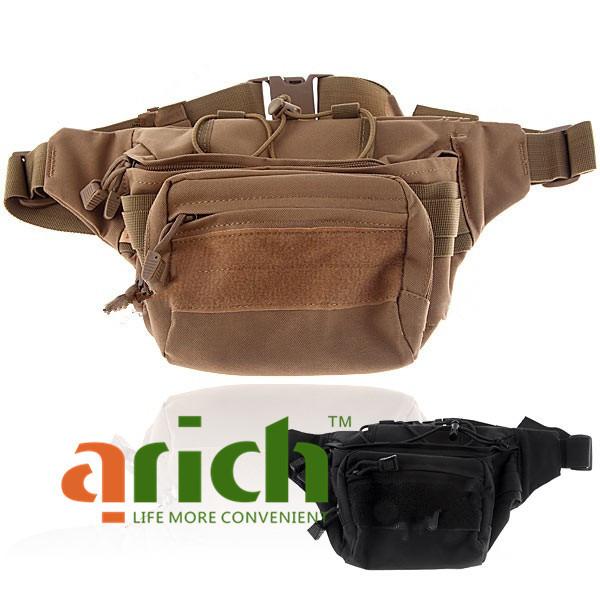 Multi-Purpose Shoulder Waist Bag Tactical Bag for Outdoor Activities