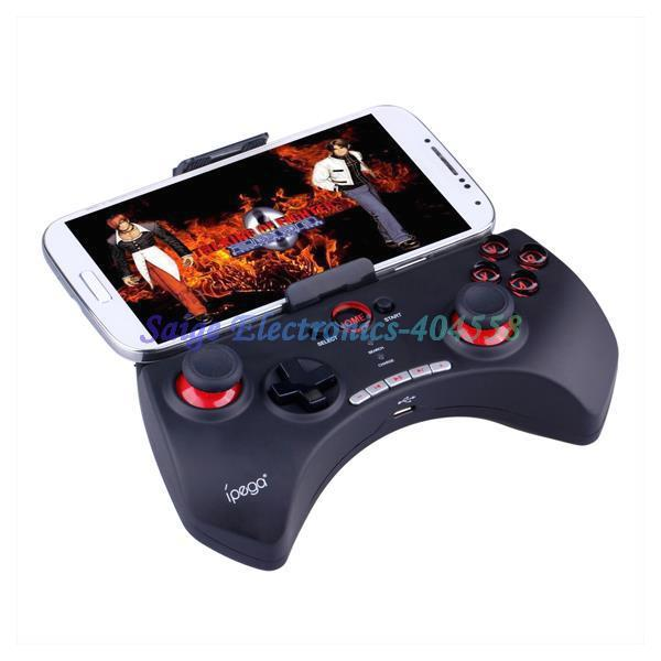 Bluetooth 3.0 Multi Media Wireless iPega Game Controller for Tablet PC Cell Phone(China (Mainland))