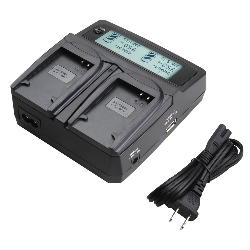 Canon Battery Charger For Nb 6l Battery Philly Diet