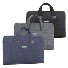 New style Notebook Computer Bag For Apple for Macbook 13.3″ 15.6″inches Laptop Bags Sleeve Laptop Cases