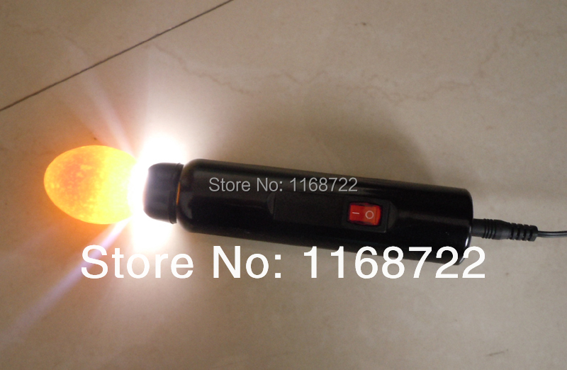 LED Egg Candler Eggtester Egg Torch Egg Candling with CE certificate(China (Mainland))